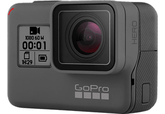 GOPRO HERO (2018) Action Cam, WLAN, Schwarz