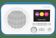 PURE VL 62953 Elan E3 Radio (DAB, DAB+, UKW, Blau)