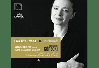 Ewa Izykowska, Orkiestra Filharmonii Poznanskiej, Poznan Philharmonic Orchestra - Sinfonie 3  - (CD)