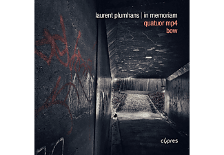 Quatuor Mp4, B.O.W. - In Memoriam  - (CD)