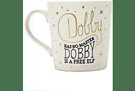 HALF MOON BAY Harry Potter Tasse Dobby Tasse, Weiß