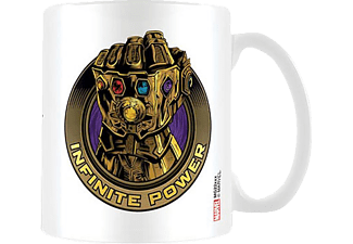 PYRAMID INTERNATIONAL Marvel Avengers Infinity War Tasse Infinite Power Tasse, Weiß