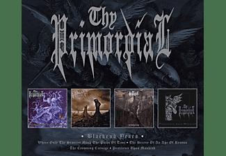 Thy Primordial - Blackend Years (4CD Box)  - (CD)