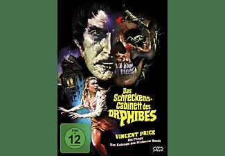 Das Schreckenskabinett des Dr. Phibes DVD