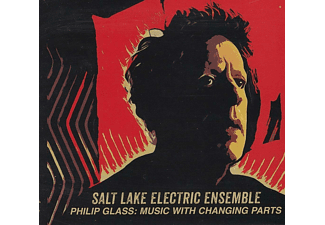 Salt Lake Electric Ensemble - Music with Changing Parts  - (CD)