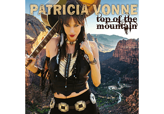 Patricia Vonne - Top Of The Mountain - (CD)