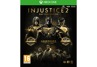 Injustice 2 (Legendary Day One Edition) | Xbox One