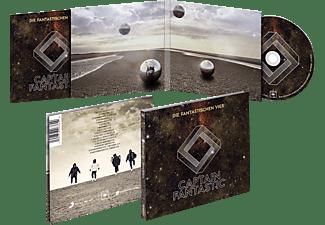 Die Fantastischen Vier - Captain Fantastic  - (CD)
