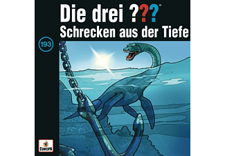 Die Drei ??? - 193/Schrecken aus der Tiefe  - (CD)