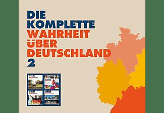 Wahrheit - Die komplette Wahrheit über Deutschland Box 2  - (CD)
