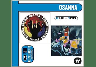 Osanna - L'uomo / Milano Calibro 9  - (CD)