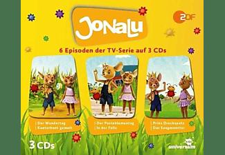 Jonalu - Jonalu Hörspielbox 1  - (CD)