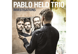 Pablo Trio Held - Investigations  - (CD)