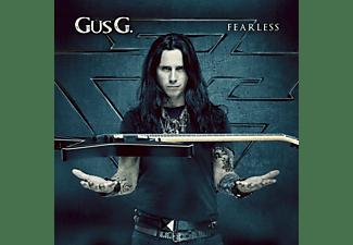 Gus G. - Fearless (Lim.Digipak+Guitar-Pick)  - (CD)