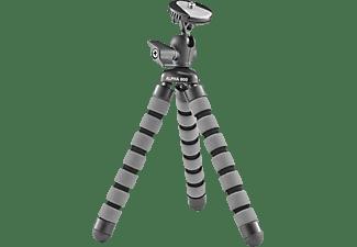 CULLMANN 50061 ALPHA 600 Dreibein Stativ, Grau, Höhe offen bis 170 mm