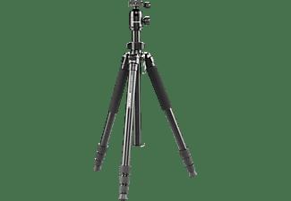 CULLMANN 55490 MUNDO 528M Smartkit Dreibein Stativ, Schwarz, Höhe offen bis 1835 mm