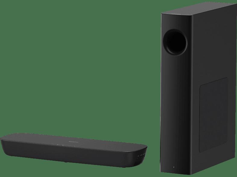 PANASONIC SC-HTB254, Soundbar, Schwarz