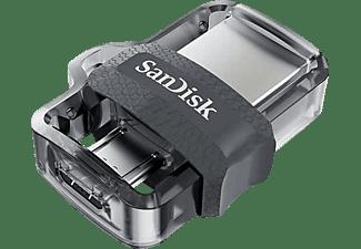 SANDISK  Ultra® Dual USB-Laufwerk m3.0, 32 GB USB Stick, 32 GB, 150 MB/s