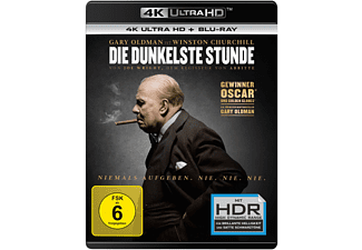 Die dunkelste Stunde 4K Ultra HD Blu-ray + Blu-ray