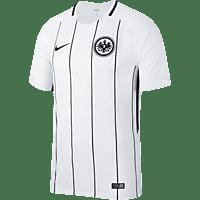 NIKE Eintracht Frankfurt Trikot, Weiß/Schwarz