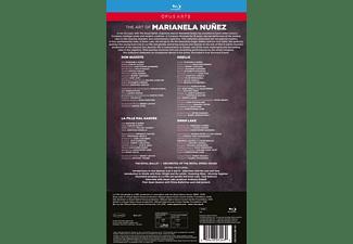 Mariella Nunez & The Royal Ballet - Don Quixote/Giselle/La Fille Mal Gardée/Swan Lake  - (Blu-ray)