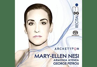 Nesi,Mary-Ellen/Petrou,George/Armonia Atenea - Archetypon  - (SACD Hybrid)