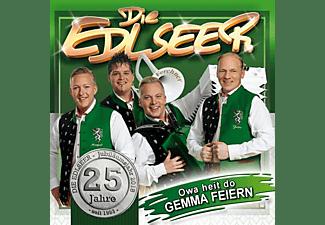 Die Edlseer - 25 Jahre-Owa heit do gemma f  - (CD)