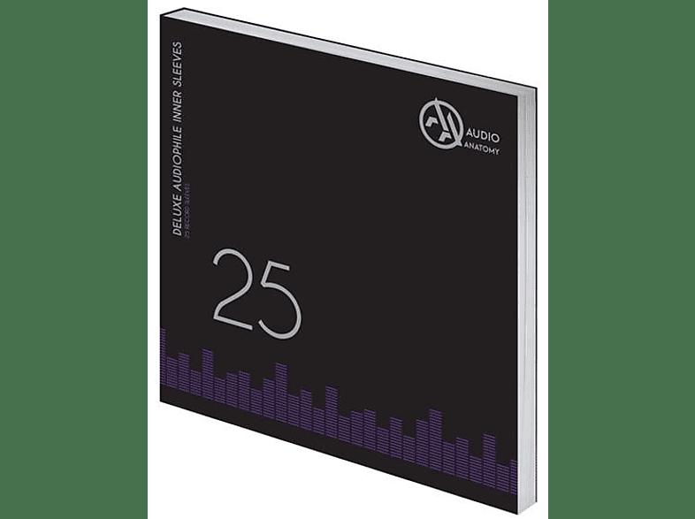 "Lp-12"" Innenhüllen - Creme Inner Sleeves Audiophile Deluxe []"
