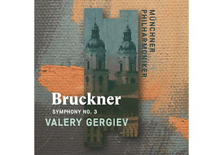 Münchener Philharmoniker, Valery Gerglev - Sinfonie 3  - (CD)