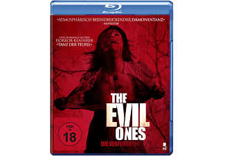 The Evil Ones Blu-ray