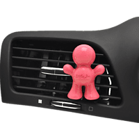 INTER-UNION Little Joe 538831 Lufterfrischer, Pink