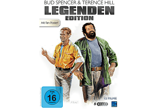 Bud Spencer & Terence Hill Box DVD