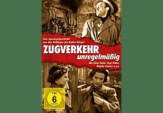 Zugverkehr unregelmäßig DVD