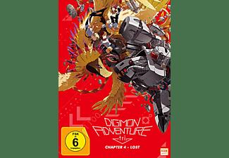 Digimon Adventure Tri Chapter 4 - Lost DVD