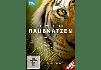 Die Welt der Raubkatzen DVD
