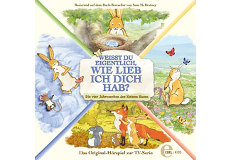 Wie Lieb Ich Dich Hab? Weißt Du Eigentlich - HSP z.TV-Serie-Vier Jahreszeiten  - (CD)