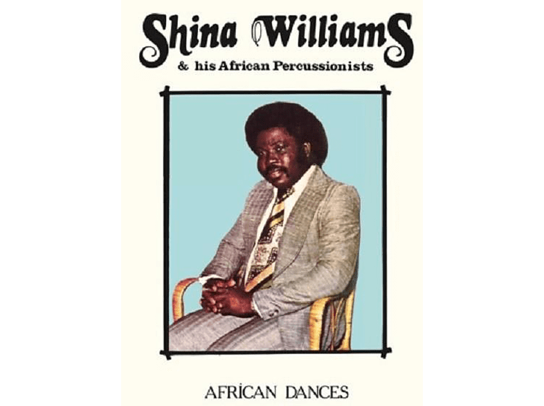 Shina & His African Percussionists Williams - African Dances [Vinyl]