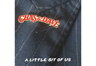 Chas & Dave - A LITTLE BIT OF US  - (CD)