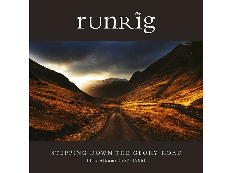 Runrig - Stepping Down The Glory Years (The Albums 1987-96) [CD]