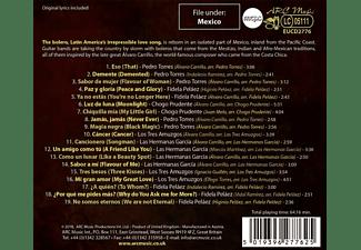 VARIOUS - Mexico  - (CD)