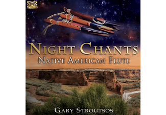 Gary Stroutsos - Night Chants  - (CD)