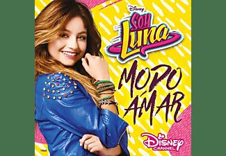OST/VARIOUS - Soy Luna-Modo Amar (Staffel 3)  - (CD)