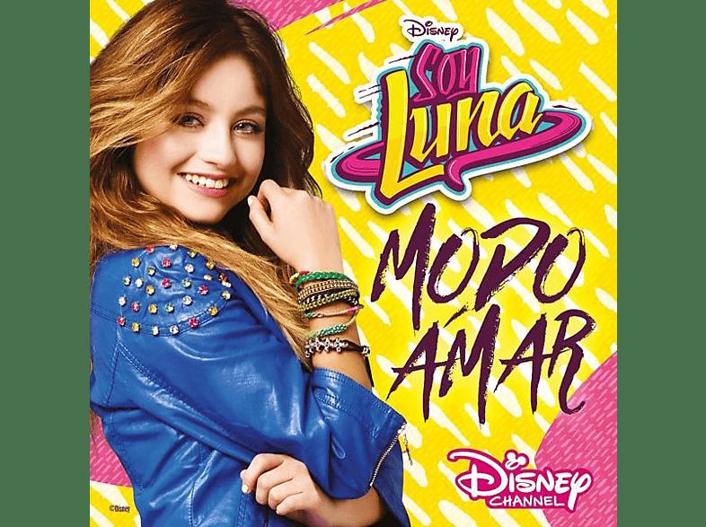 OST/VARIOUS - Soy Luna-Modo Amar (Staffel 3) [CD]