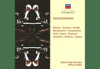 Boston Pops Orchestra - Fiedler Encores  - (CD)