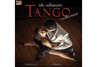 VARIOUS - The Ultimate Tango Collection  - (CD)