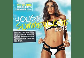 VARIOUS - House Summerlove 2018  - (CD)