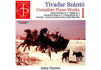 Artur Cimirro - Sämtliche Klavierwerke vol.1  - (CD)