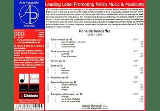 Marcin Murawski, Urszula Szyrynska - Werke für Viola und Klavier vol.2  - (CD)