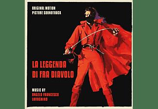 Angelo Francesco Lavagnino - La Leggenda Di Fra Diavolo  - (CD)