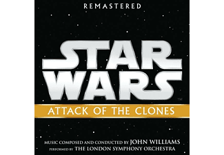 John Williams - Star Wars: Attack Of The Clones  - (CD)